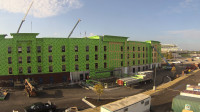 Hampton Inn at Bridge view photo 1